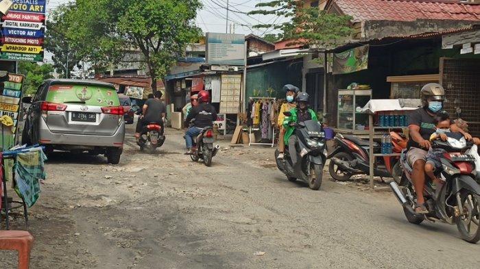 Warga Keluhkan Jalan Harmonika Kecamatan Medan Baru, Kerap Sebabkan Kemacetan