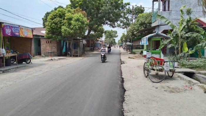 Jalan Suasa Tengah di Medan Deli Diperbaiki, Warga Tak Lagi Izinkan Truk Lewat