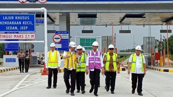 Jalan Tol Selesai, Jarak Tempuh Pekanbaru-Dumai Cuma 1,5 Jam, Tol Banda Aceh-Sigli Operasional 2021