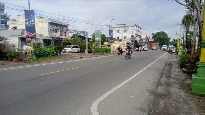 WARGA 2 Desa yang Terdampak Pelebaran Jalinsum di Sergai Menantikan Kabar Ganti Rugi Lahan