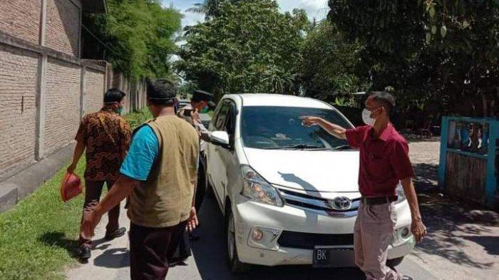 Jalur Tikus di Sergai Disekat, Polisi dan TNI Berjaga dan Siap Suruh Pemudik Putar Balik