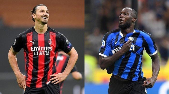 LINK Streaming AC Milan Vs Inter Milan, Tak Live di RCTI, Derbi Milan Bakal Milik Rossoneri