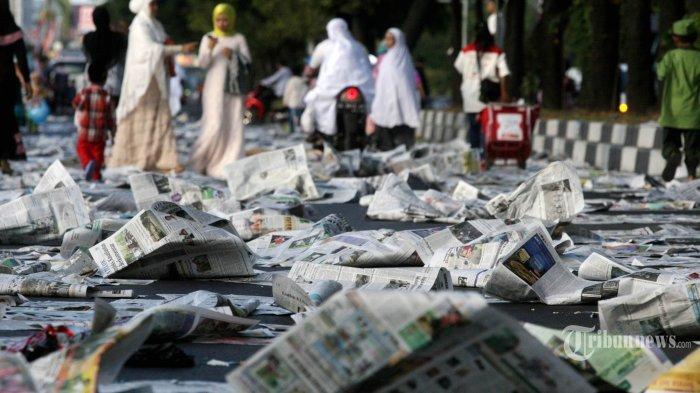 Heboh Khotbah Idul Adha Ditinggalkan Jemaahnya, Netizen: Khutbah atau Kampanye?