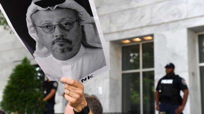 Jamal Khashoggi Terkini - CIA Ungkap Perintah Putra Mahkota Arab Saudi Bunuh Jamal Khashoggi
