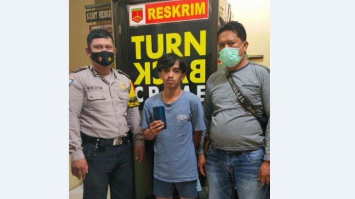 Resahkan Masyarakat, Polsek Tanjungbalai Utara Tangkap Pelaku Jambret