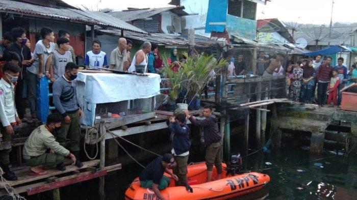 Tenggelam di Laut Sibolga, Remaja 17 Tahun Ditemukan Meninggal Dunia
