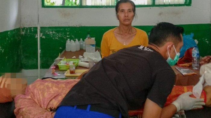 Gegara Lahan, Kakek Pulung Bacok Nenek Tiurmina Ginting hingga Tewas