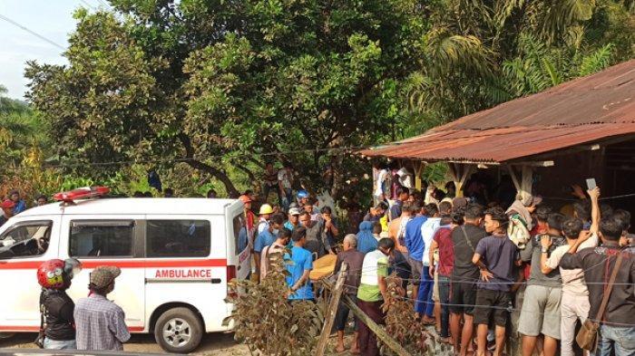 Hanyut di Kabupaten Toba, Jasad Pargaulan Hutagaol Terseret Arus 25 Km dan Ditemukan di Asahan