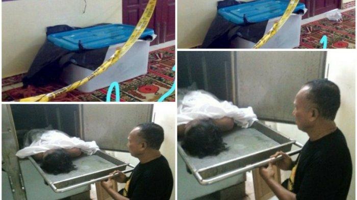 Deretan Fakta Mayat Linda Wati dalam Boks, Dibunuh di Rumah Pelaku lalu Ditaruh di Depan Musala