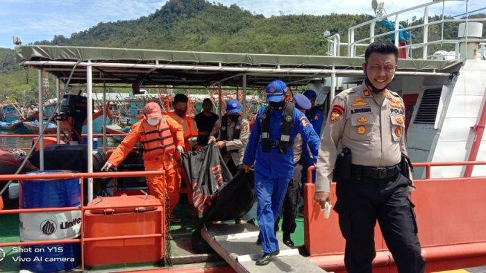Ditemukan Tewas di Perairan Sibolga Tanpa Identitas, Polisi: Pihak Keluarga Sudah Menjemput Jenazah