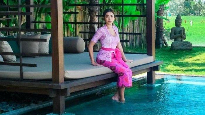 Pantas Betah di Pulau Dewata Bali, Intip Rumah Mewah Jessica Iskandar, Nyaman Super Unik Bak Istana