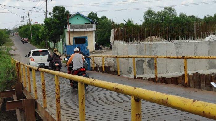 Warga Minta Jembatan Sicanang Rampung Tahun Ini, Silaen: Kami Lelah Mendengar Alasan