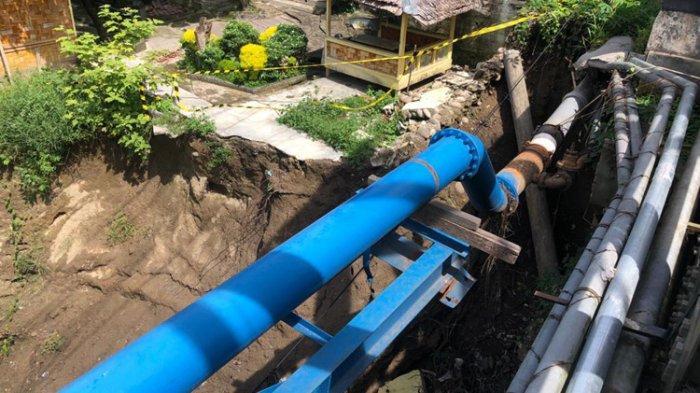 Wali Kota Binjai Minta Jembatan Bandar Senembah Segera Diperbaiki: Aku Khawatir, Ini Musim Hujan