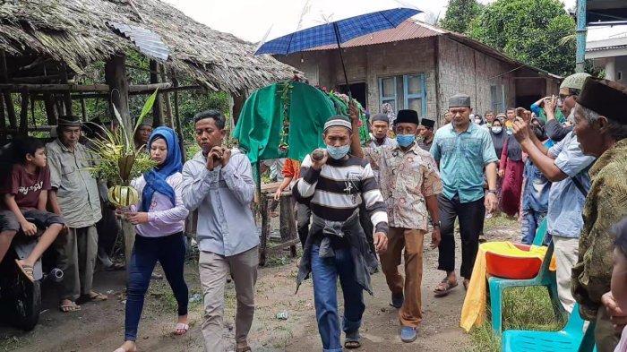 Jenazah Agus Korban Longsor di Karo Dimakamkan TPU dekat Kediamannya, Teman : Dia Orang Baik
