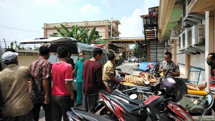 TERNYATA Korban Sempat Tertimpa Beban 3 Ton, Polisi Selidiki Kasus Kematian Dua Pekerja PT Kedaung