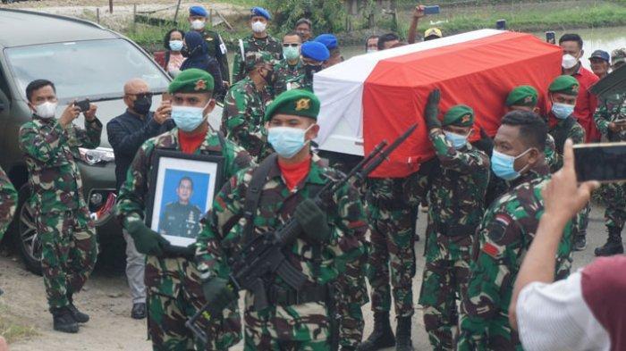 Sosok Letkol Henry Napitupulu, Perwira TNI asal Siantar yang Meninggal dalam Kecelakaan di Jalan Tol
