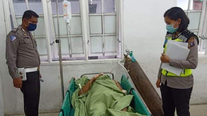Keluarga Terkendala Dana, Jenazah Alparet Sihombing Korban Lakalantas Tertahan di RSUD Sidikalang