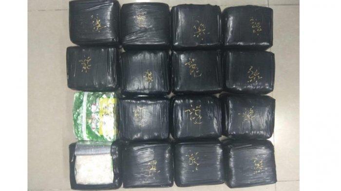 BNN Tangkap Syafinur saat Berada di Pasar, Polisi Temukan 25 Kilogram Sabusabu di Pikap dan Rumahnya