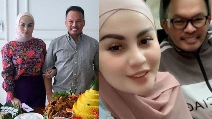 KINI JEDUN Buktikan Rumah Tangganya Awet dengan Faisal Harris, Meski Pernah Dilabrak Anak Sarita