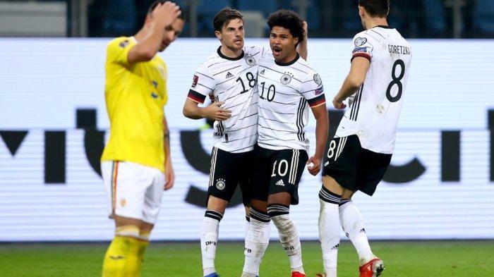 JERMAN Tim Pertama Lolos Qatar 2022, Tim Langganan Piala Dunia, Kalahnya Cuma Sama Brasil