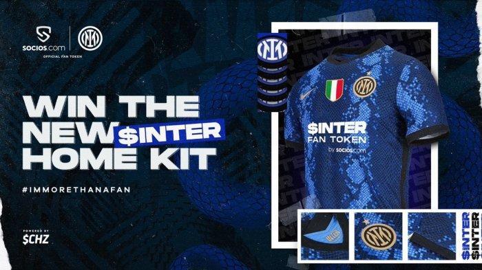 Bertahun-tahun Pakai Pireli, Inter Milan Akhirnya Punya Sponsor Baru, Dapat 342,8 Miliar Per Tahun