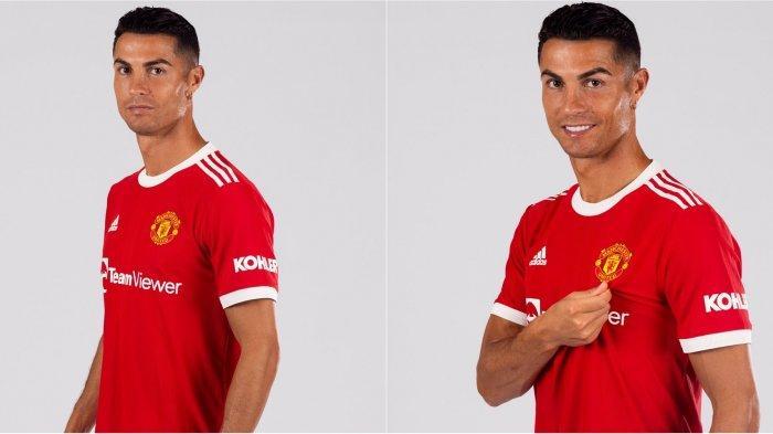 Ronaldo Batal Turun Kontra Newcastle United Pekan Ini, Tetap Diperkenalkan ke Fans di Old Trafford