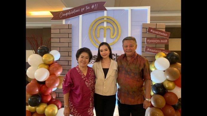 Kembali ke Medan, Jawara Masterchef Indonesia Jesselyn Disambut di Restoran Miramar