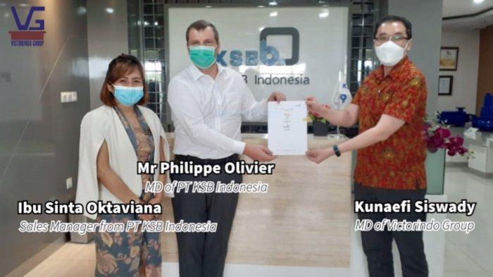 HUT RI ke-76, Victorindo Akan Luncurkan Pompa Nasional Produk Dalam Negeri untuk Pabrik Kelapa Sawit