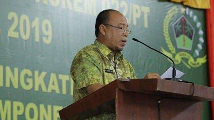 Jhon Hardi Nasution Resmi Jadi Plh Bupati Asahan
