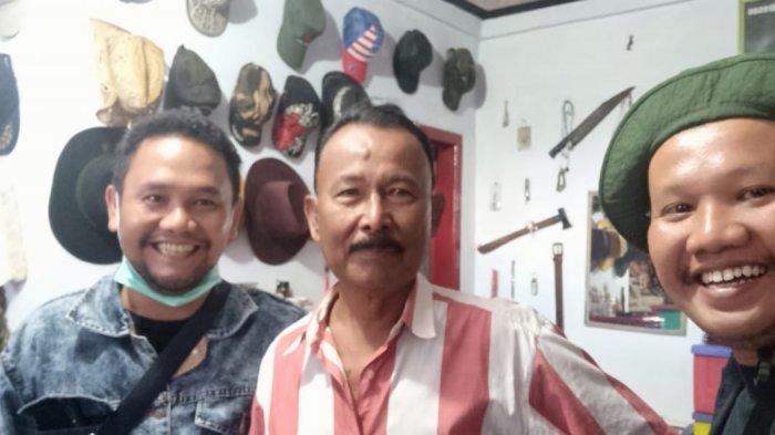 Jhony Arek Siagian Jadikan Masa Tua untuk Merenung dan Tenangkan Diri di Kampung Halamannya