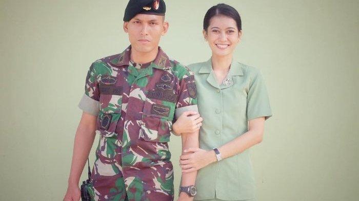 Dipersunting Anggota TNI, Intip Kegiatan Artis Cantik ini Saat Sibuk Jadi Ibu Persit