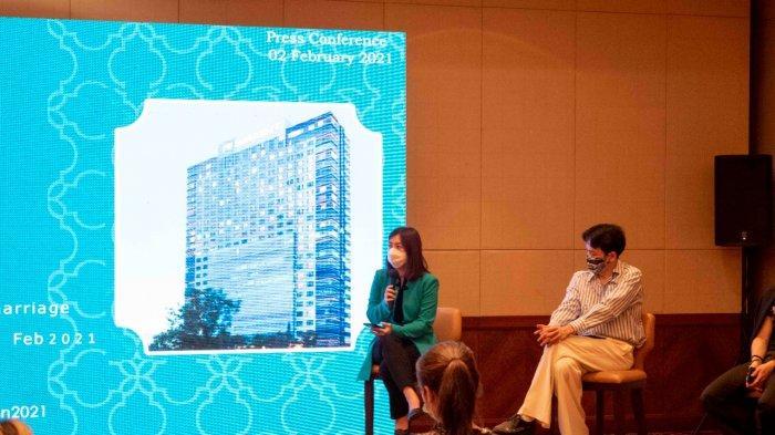 JW Marriott Hotel Medan Gelar Pameran Pernikahan Pertama Tahun Ini