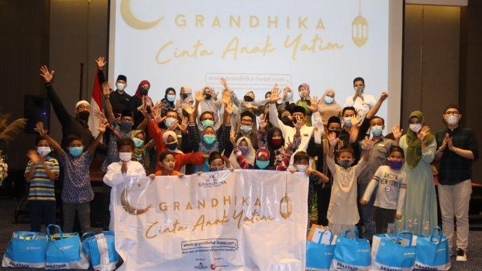 Berkah Ramadan, Hotel GranDhika Setiabudi Medan Kembali Santuni Anak Yatim