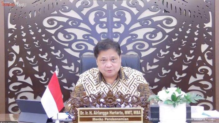 Airlangga Ungkap Penerapan PPKM Hambat Laju Penyebaran Covid-19 di Luar Jawa Bali