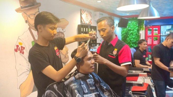 Buka Cabang Ke-5 di Pajus, J&K Barber Shop Ingin Dekat ke Masyarakat