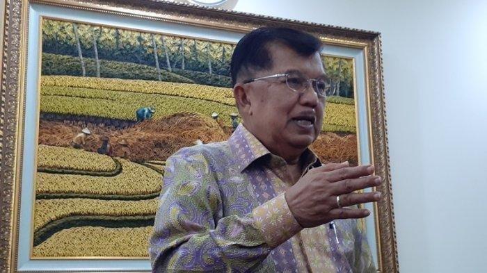 Ketua Umum PMI Jusuf Kalla (JK) Perkirakan Pada Tahun 2022 Indonesia Pulih dari Pandemi Covid-19