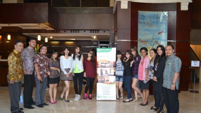 """Menyambut """"MEET AND GREET"""" JKT 48 di Hotel Polonia Medan"""