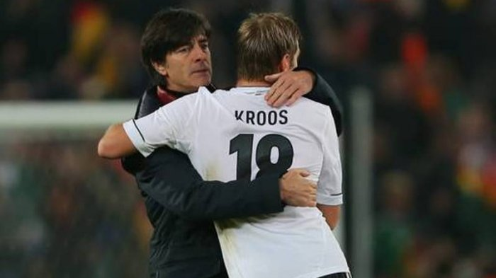 Jerman Curi Kemenangan Atas Swedia, Joachim Loew Mulai Menatap 16 Besar
