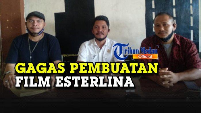 Lagu Batak Esterlina akan Difilimkan, Erwin Siahaan: tentang Kisah Nyata Petugas Medis Covid-19