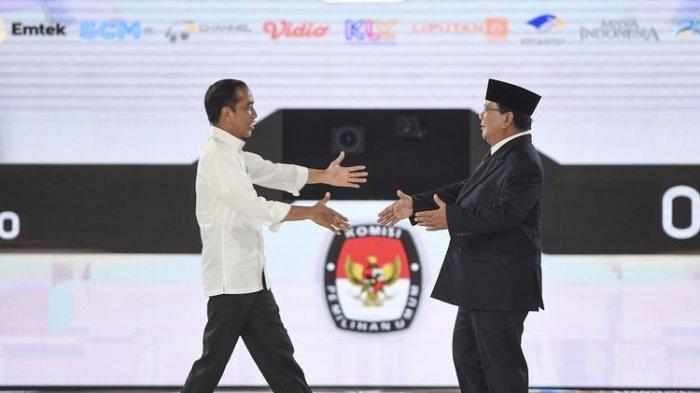 Resmi, Ini Link Real Count KPU Pilpres 2019, Reaksi Kubu Prabowo Anggap Menang Pilpres, Sikap SBY?