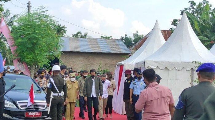 Mimpi Bertemu Jokowi Akhirnya Terwujud, Abdul Rakim: Kata Orang Kalau Ketemu Presiden Bisa Naik Daun