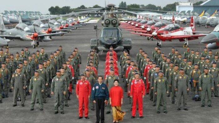 TNI AU Buka Rekrutmen Taruna 2020 bagi Lulusan SMA/SMK, Berikut Syarat Lengkapnya