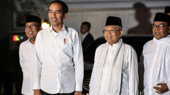KPU Tetapkan Jokowi-Maruf Jadi Presiden dan Wakil Presiden Minggu 30 Juni, Prabowo-Sandi Diundang