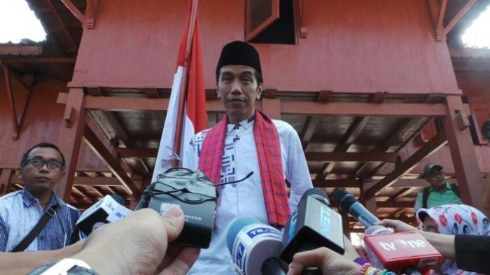 Momentum Politik Jokowi?
