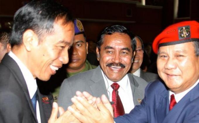 Prabowo-Jokowi, Bersatulah