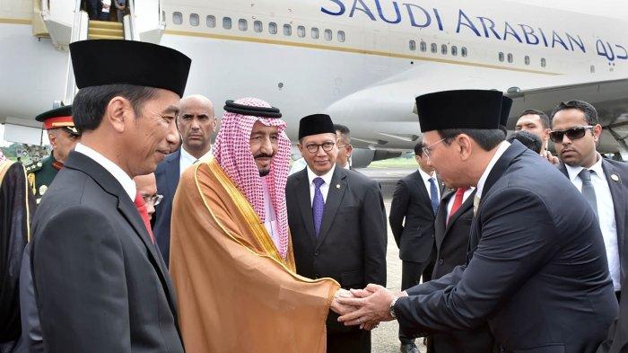 Jabat Tangan Ahok dan Raja Salman dan Peristiwa Tidak Penting Lainnya