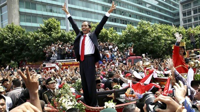 56 Tahun, Tetap Nge-Rock, Pak Jokowi