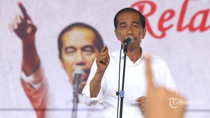JOKOWI Angkat Bicara terkait Pernyataan Prabowo yang Bersikap Menolak Hasil Pilpres 2019