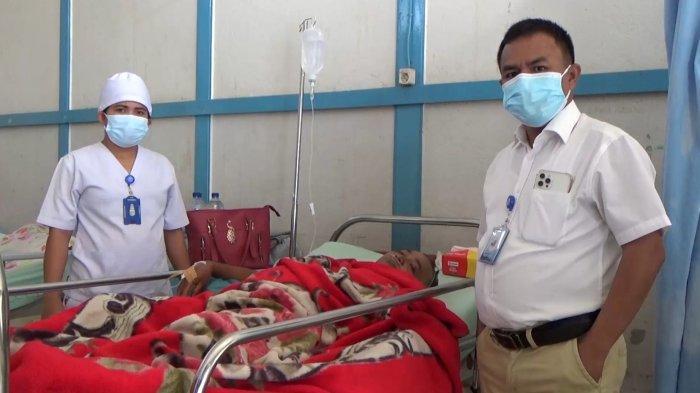 Ayah yang Tikam Putrinya Masih Kritis di Rumah Sakit Usai Tusuk Perut Sendiri
