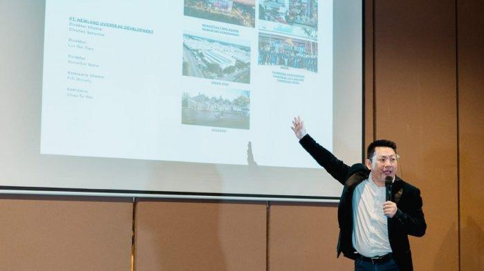 Rahasia Kaya Melalui Properti Versi Jonson Lim Motivator Terinovatif